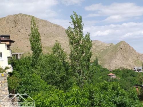 روستای آینه ورزان دماوند
